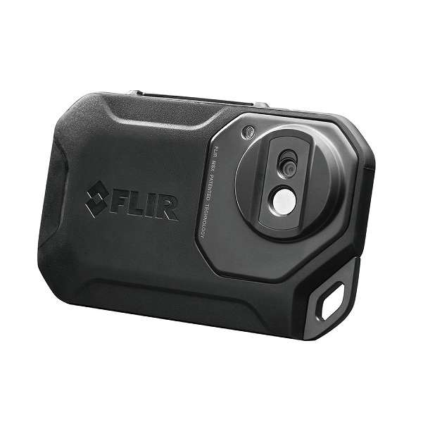 赤外線サーモカメラ【FLIR C3】