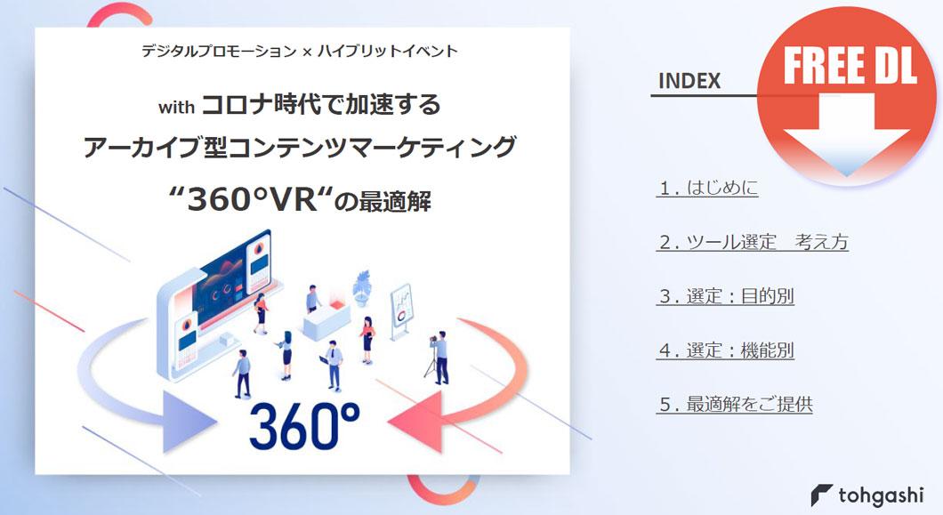 360°資料バナー